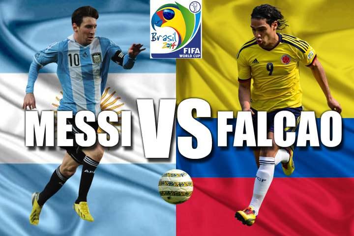 90minutos.co en Argentina: Montillo estará desde el inicio por Messi.