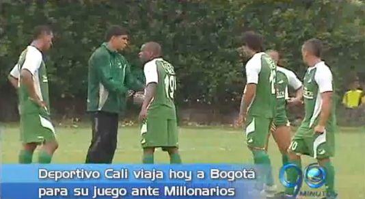 Deportivo Cali viaja a Bogotá para seguir sumando puntos