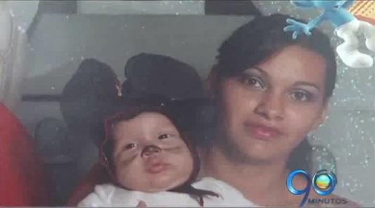 Madre y bebé desaparecen en Palmira