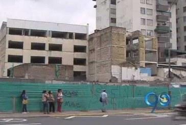 En 15 días se hará la implosión del edificio de Los Turcos