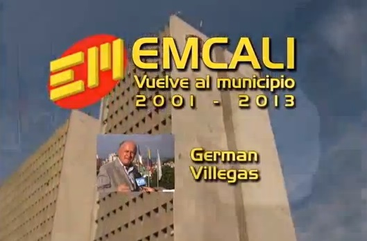 Informe Especial. Emcali vuelve al municipio, primera parte