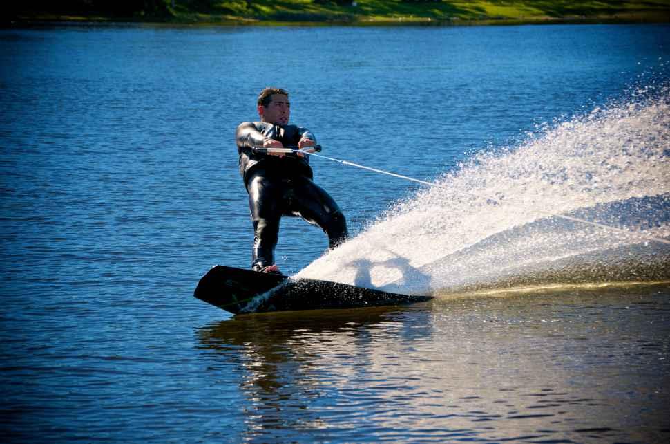 Juegos Mundiales: la destreza del Wakeboard y el Esquí Náutico