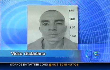 Recapturado recluso de la cárcel de máxima seguridad de Jamundí