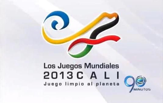 Juegos Mundiales Cali 2013. Dirigentes de la IWGA por los escenarios