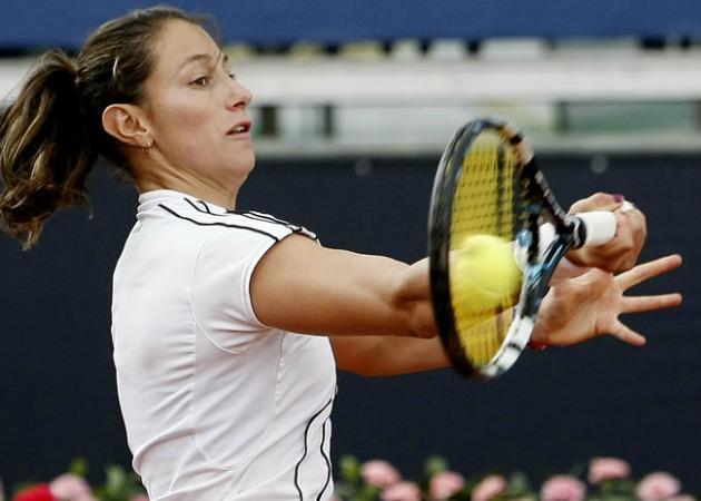 Mariana Duque y Santiago Giraldo eliminados en el césped de Wimbledon
