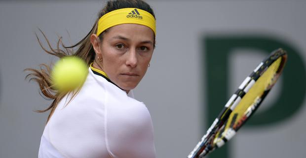 Mariana Duque avanzó a segunda ronda en el cuadro principal de Wimbledon
