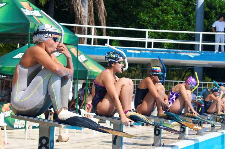 Juegos Mundiales: Natación con Aletas estará a flote en los deportes de vanguardia