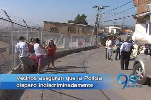 Madre e hijo mueren durante operativo policial en Siloé