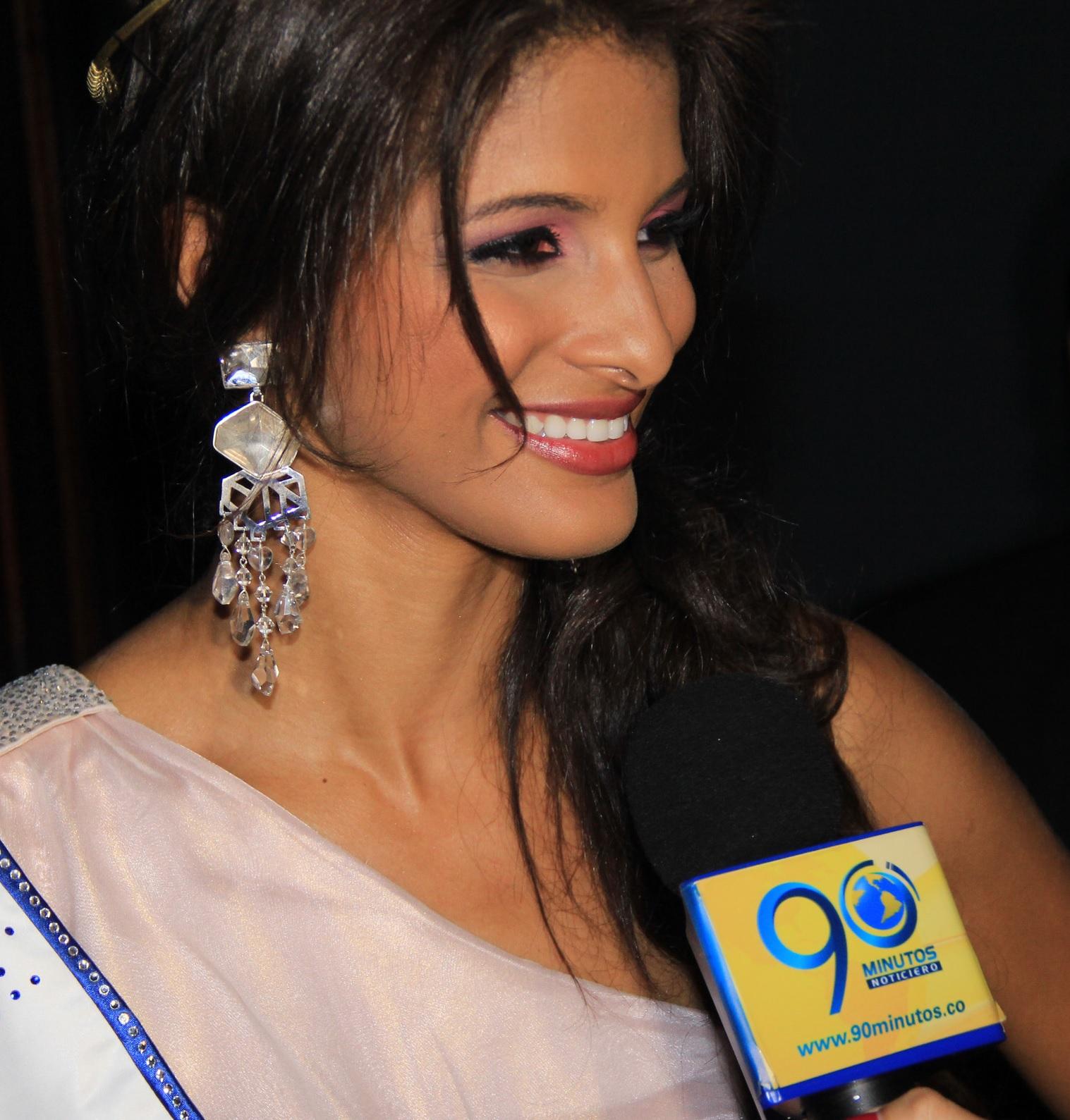 Conquistaré a Cartagena con mi sonrisa, mi cuerpo, mi actitud y mi carisma: Tania Valencia