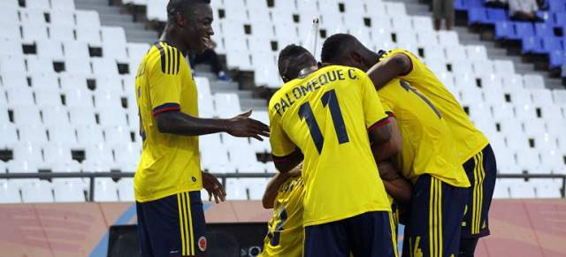 Selección Colombia sub 20 remontó ante el local y es finalista en Toulon
