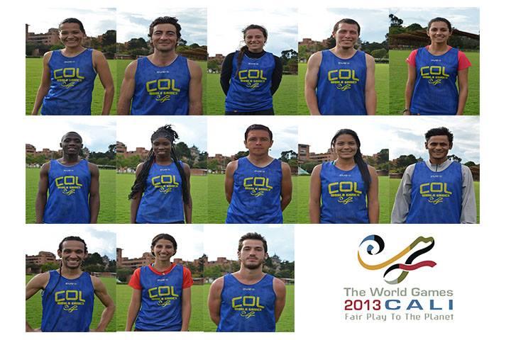 Estos son los deportistas que volarán por el disco en el Pascual Guerrero
