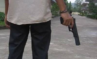 Pandilleros recibieron a tiros a la Policía en Comuneros