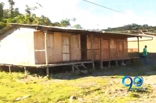 La guerrilla convirtió a Sipí, Chocó, en un pueblo fantasma