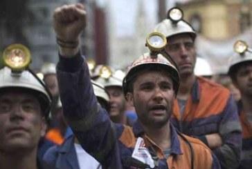 Así avanza paro minero en la región