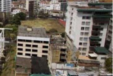 En seis segundos caerá edificio Bolívar