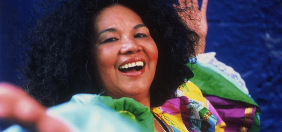 Totó La Momposina fue premiada en la isla de Cuba