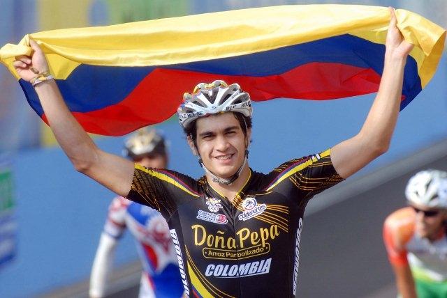Perfil a la carrera del patinador colombiano Andrés Felipe Muñoz
