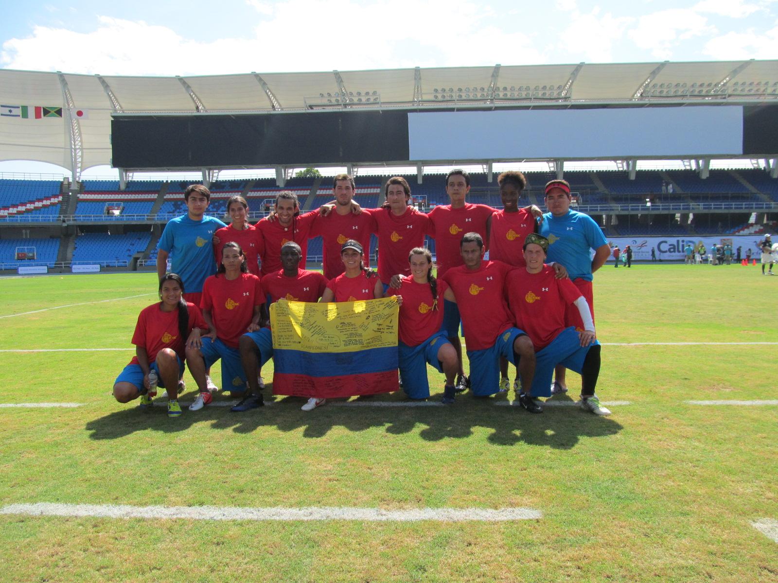 Colombia perdió el bronce, pero la experiencia y el apoyo que recibió valen oro