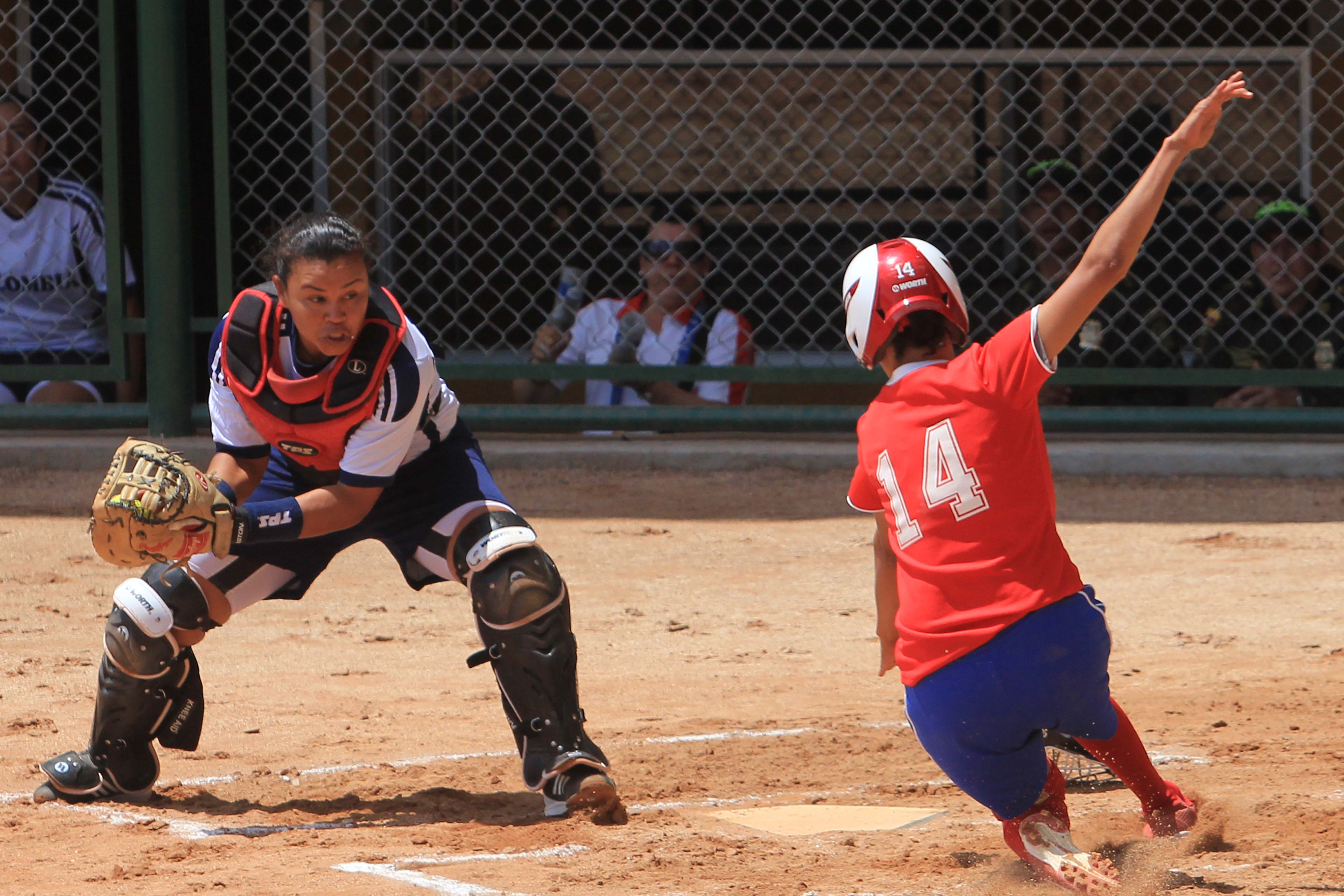 El softball también es protagonista en los Juegos Mundiales Cali 2013