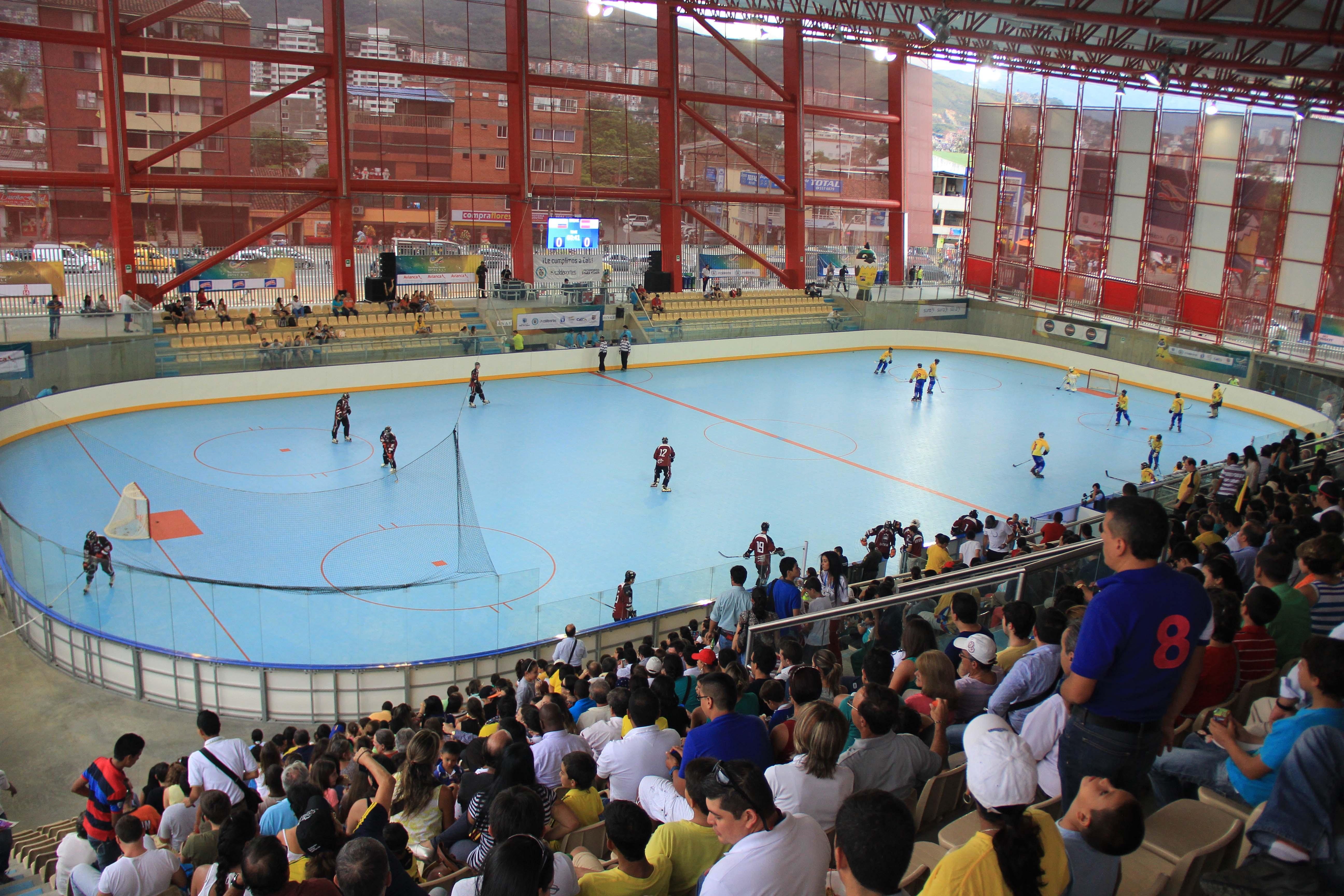 Así se la jugó Colombia en hockey en Juegos Mundiales Cali 2013