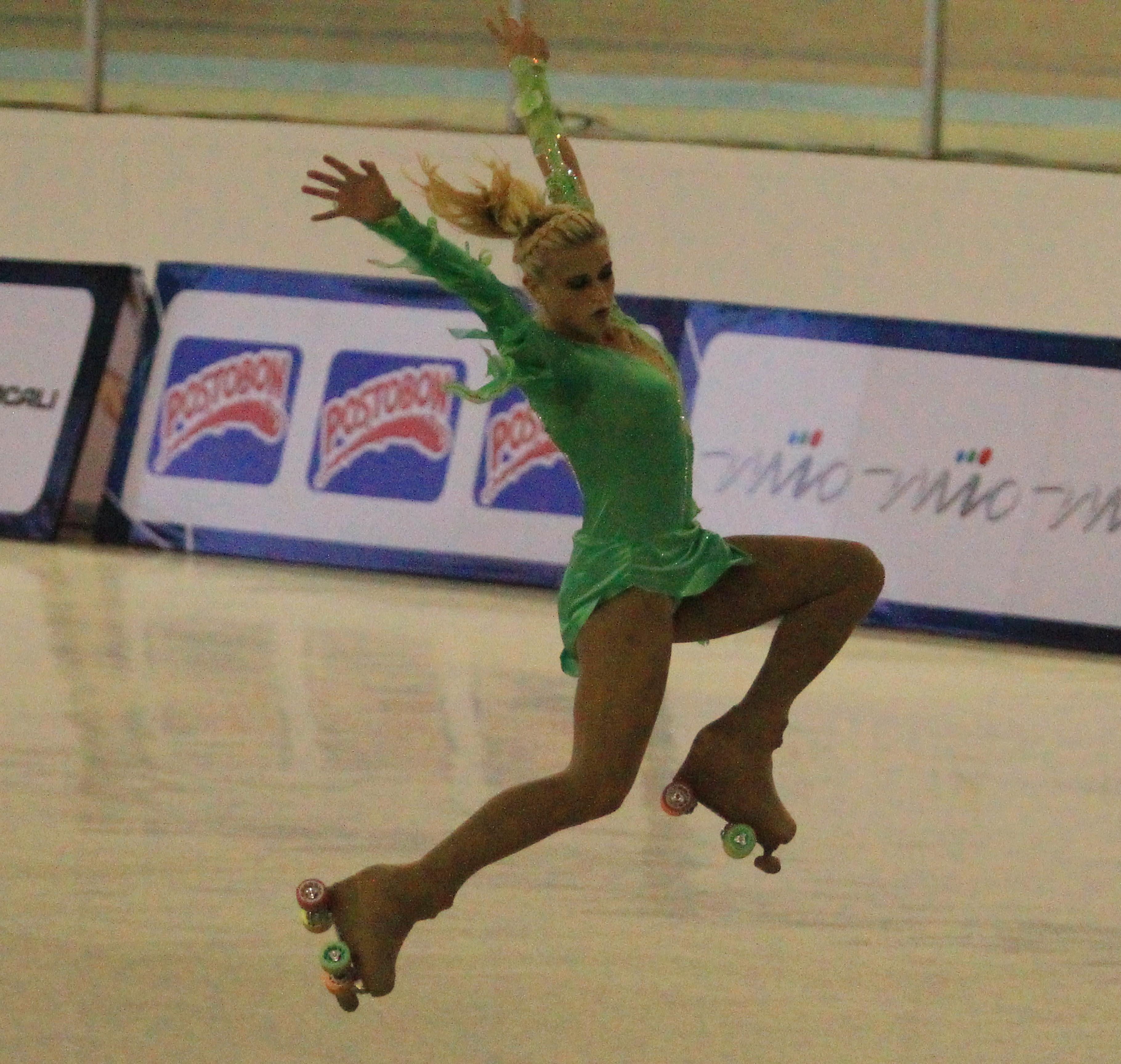 El patinaje artístico dijo adiós a los JJ. MM con broche de oro