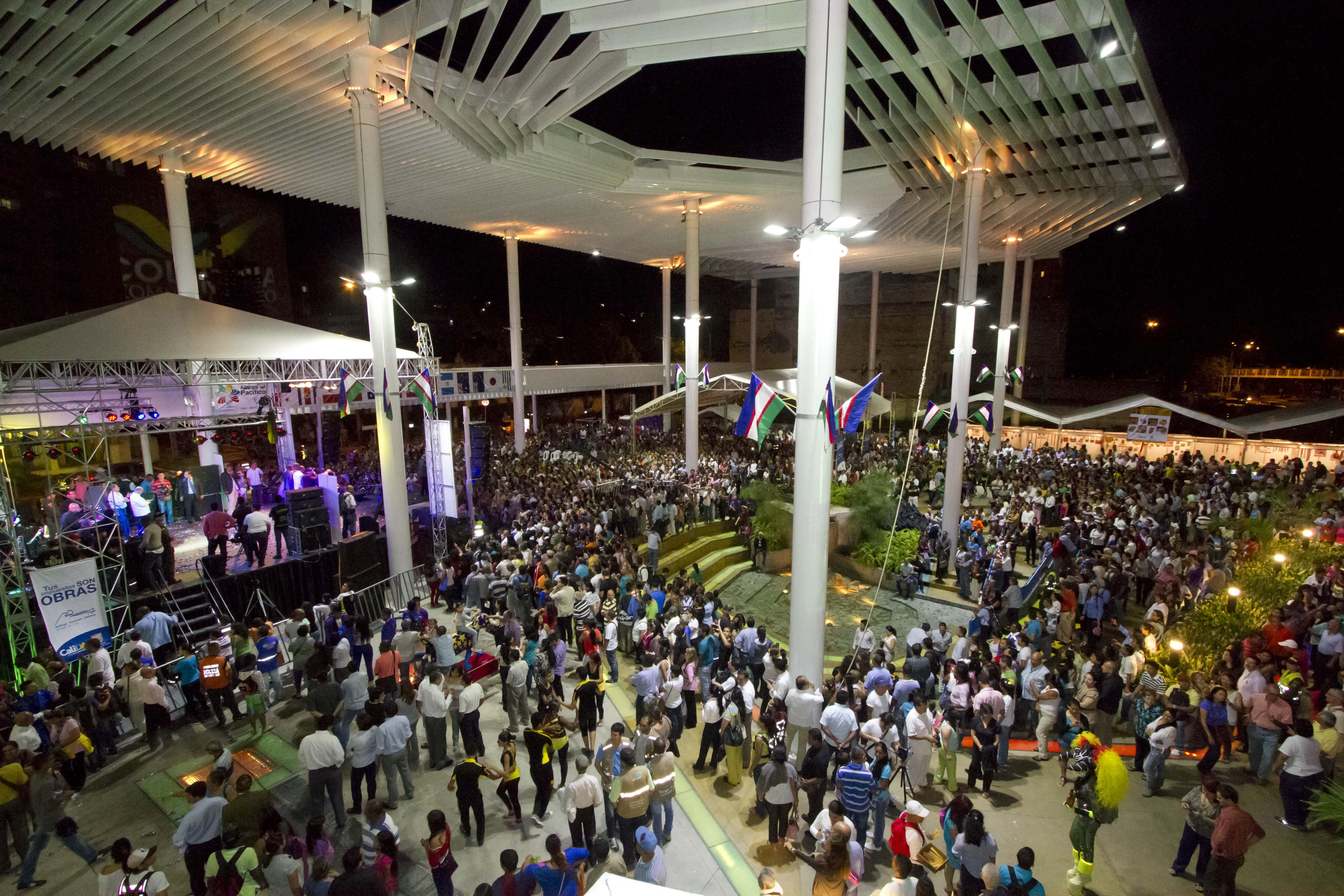 La Plazoleta Jairo Varela dispondrá de diferentes actividades culturales durante los JJ. MM