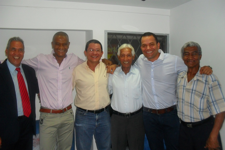 Glorias del fútbol recordaron a Carlos Portela a 10 años de su muerte
