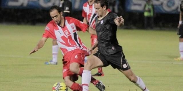América empató en su debut frente a Expreso Rojo en la capital