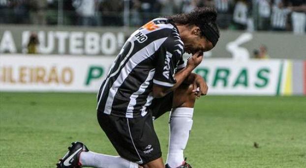 El Mineiro de 'Dinho' busca la hazaña frente a Olimpia en la Libertadores