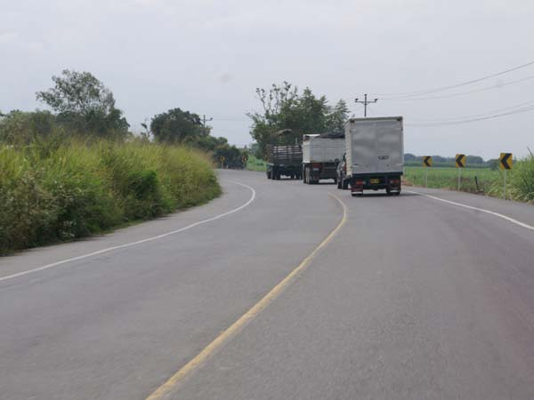 Accidente de tránsito deja 15 soldados heridos