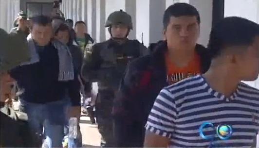 Capturan en Cauca a 10 policías sindicados por narcotráfico
