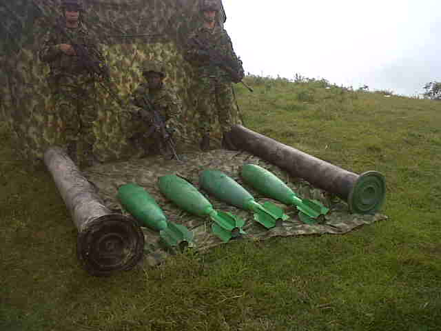 Ejercito incauta  explosivos de alto poder destructivo en el norte del Cauca