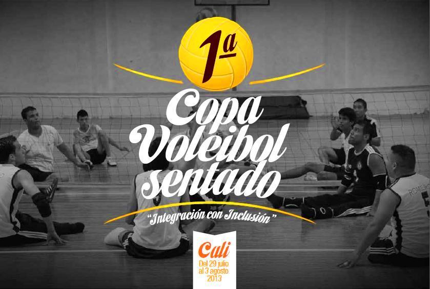 Primera Copa Nacional de Voleibol Sentado, Integración con Inclusión.