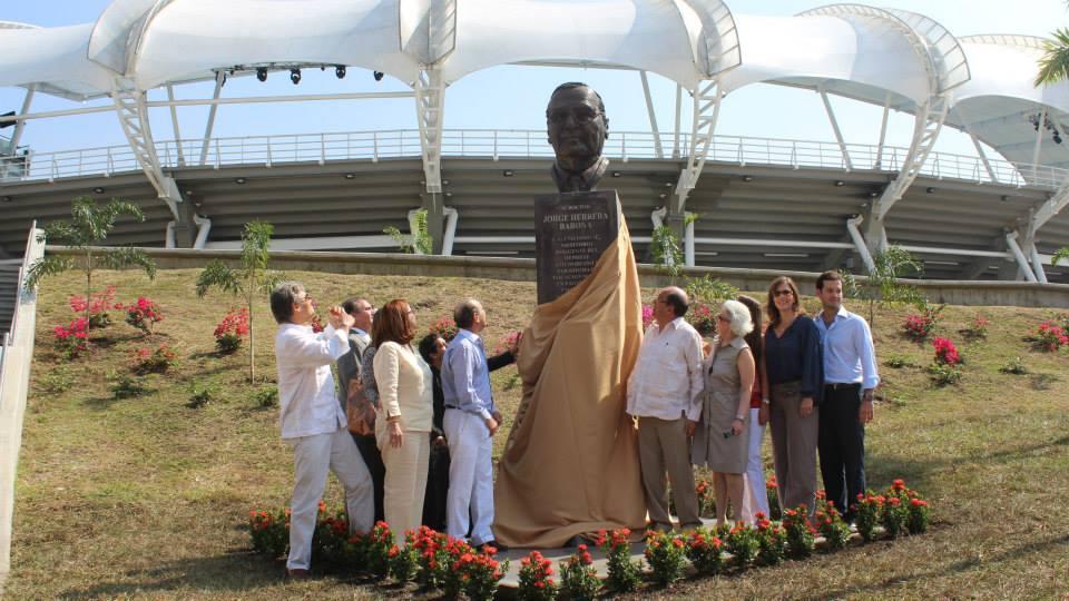 En el marco de los JJ. MM. se destaca el legado de líder cívico