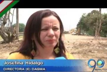 Construirán parque lineal en lugar de escombrera ilegal