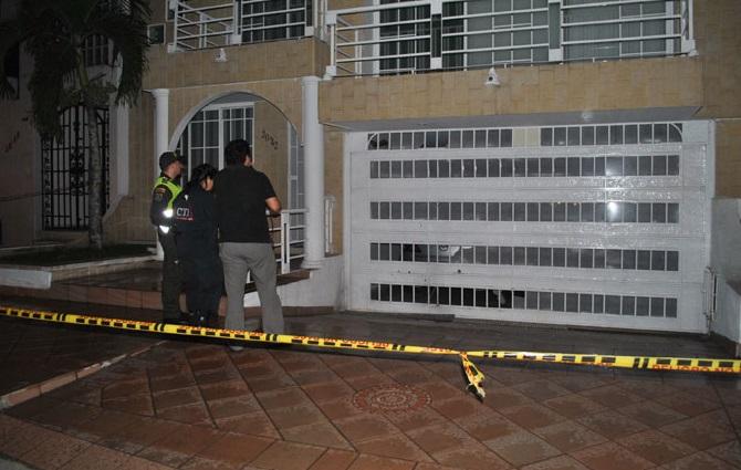 Explotó petardo en residencia vecina a la del alcalde de Tuluá