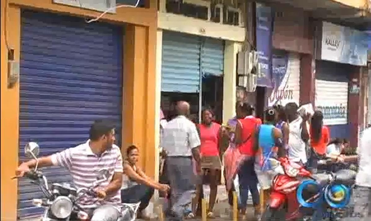 Paro minero genera clima de tensión entre comerciantes de Quibdó