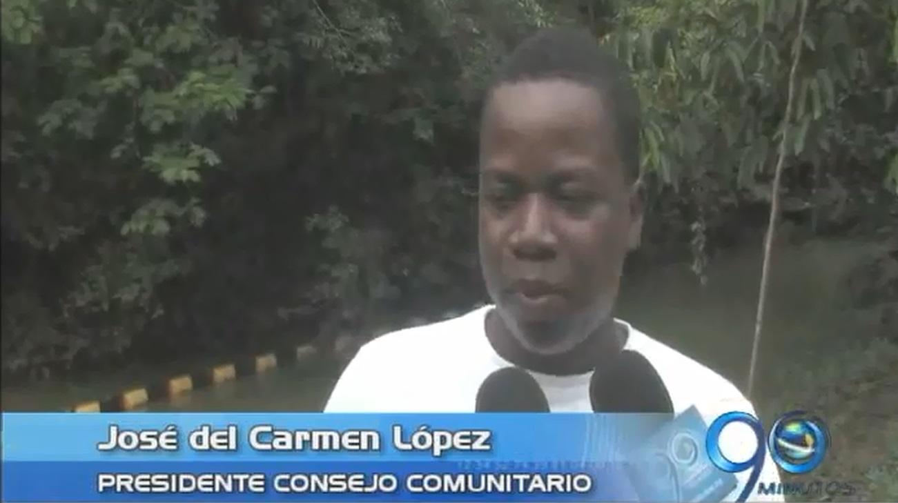 Comunidad del Bajo Calima reclama atención por derrame de petróleo