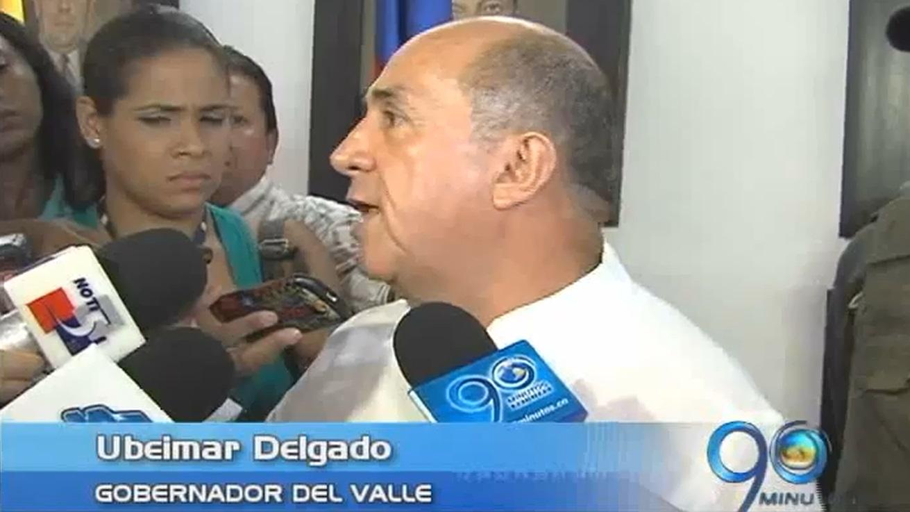 Gobernador del Valle coordina operativo de control de la vía al mar