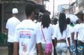 Protestas por cruel atentado de las Farc en Nariño