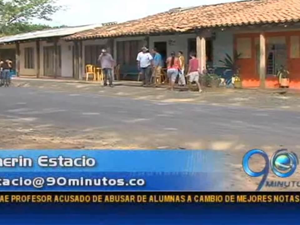 Informe Especial: El Valle Sin Agua. Guachinte (Jamundí)