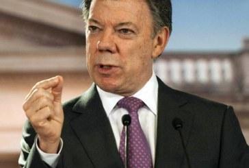Presidente Santos, plantea endurecer sanciones a conductores ebrios