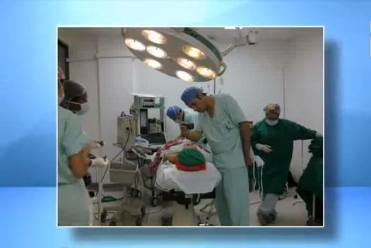 Médicos del HUV hicieron operaciones gratuitas