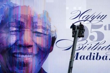 Regocijo por cumpleaños de Mandela cuya  salud mejora