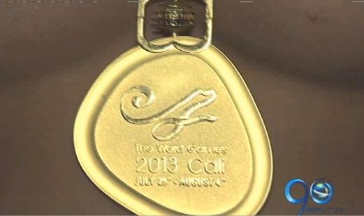 La organización de los Juegos Mundiales sustituirá toda la medallería