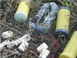Tres militares heridos al caer en campo minado en Cauca