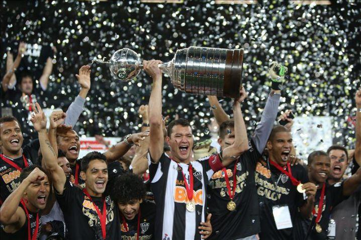 Atlético Mineiro realizó una hazaña en la Copa Libertadores