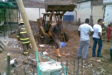 Obrero pierde la vida en accidente de trabajo