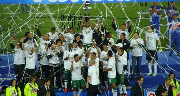 Nacional ganó 2-0 en la capital y es el campeón del fútbol colombiano