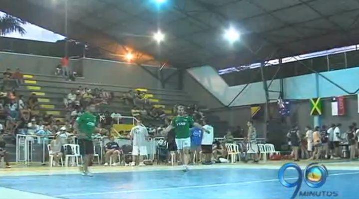 En Jamundí se pueden ver gratis las competencias de Frontball y Hapkido